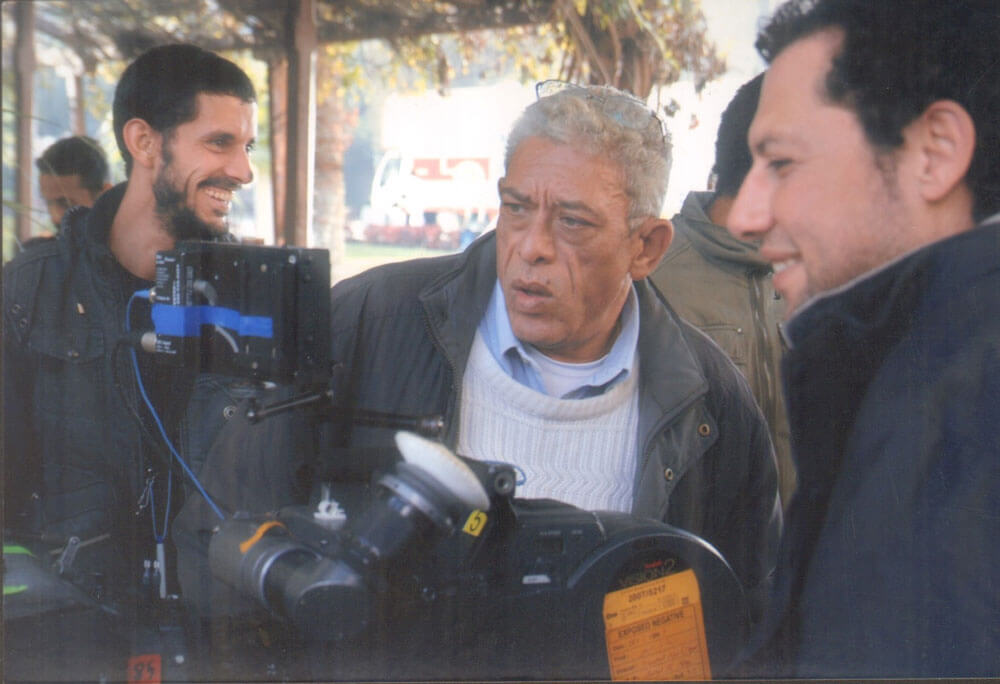 Ahmad Al Morsy Behind The Scenes of 'Messages From The Sea'