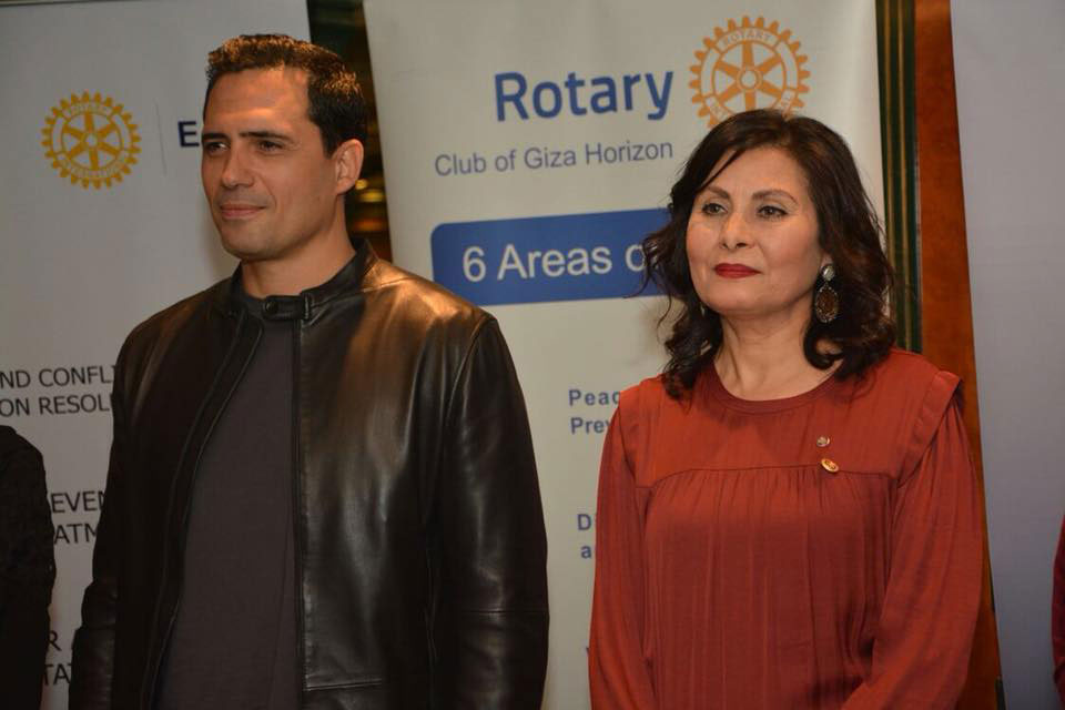 Rotary Event Egypt