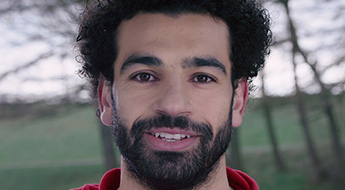Anti-drugs ad campaigns featuring Mohamed Salah