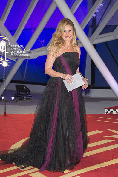 Yousra at 16th Marrakech International Film Festival